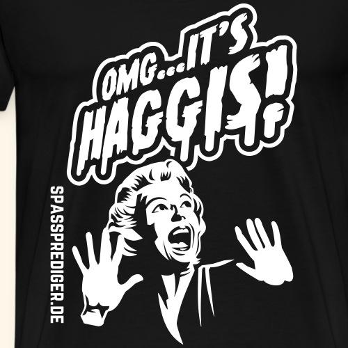 Haggis Schottland Nationalgericht - Männer Premium T-Shirt
