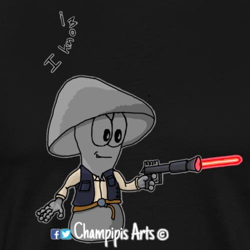 Mr Champipi'Blaster Love - T-shirt Premium Homme