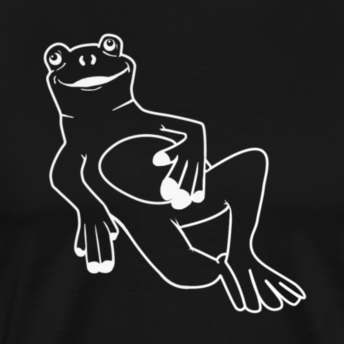 Moistsolo - Premium-T-shirt herr