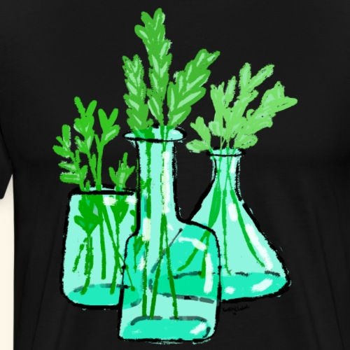 Plants - Men's Premium T-Shirt