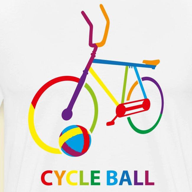 Radball | Cycle Ball Rainbow