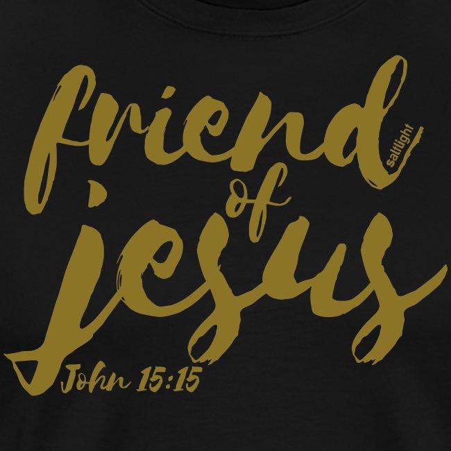 friend of jesus - John 15:15