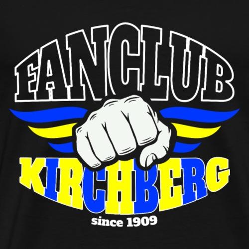 Fanclub Kirchberg Fußball - Männer Premium T-Shirt