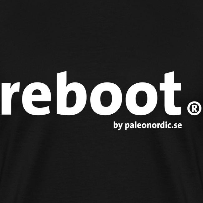 reboot logo tshirt