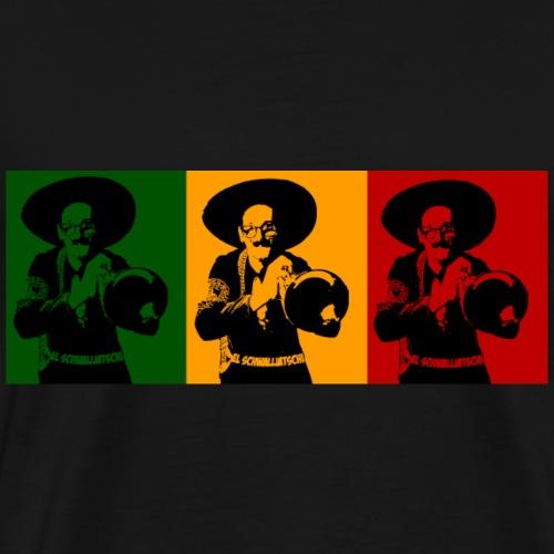 El Schwalliatschi - Männer Premium T-Shirt