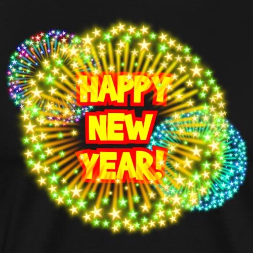 Happy new year! - Männer Premium T-Shirt