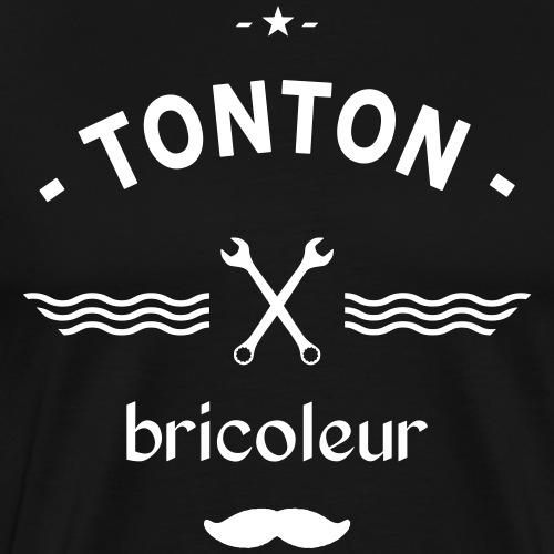 Tonton bricoleur - T-shirt Premium Homme
