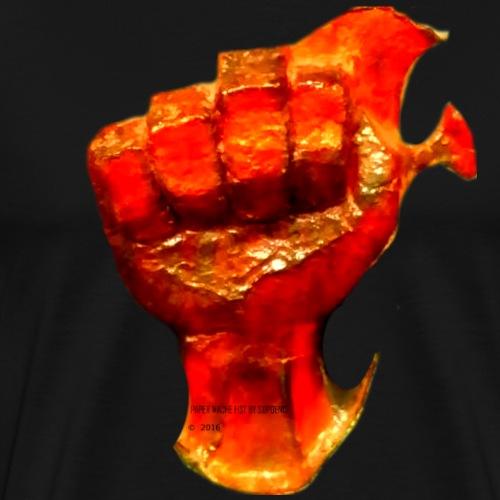 RED FIST - Men's Premium T-Shirt