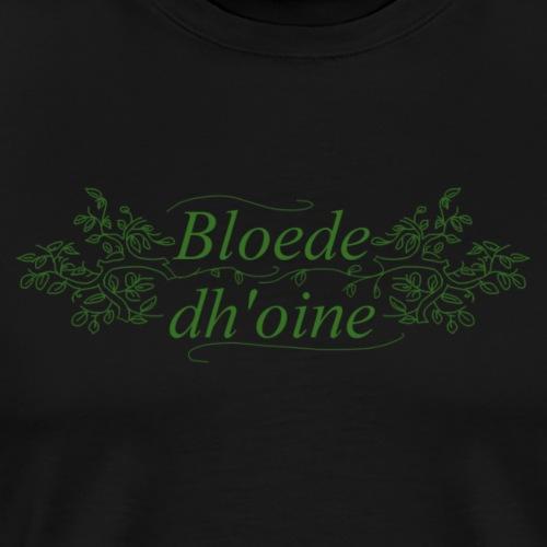 Bloede Dhoine - Men's Premium T-Shirt