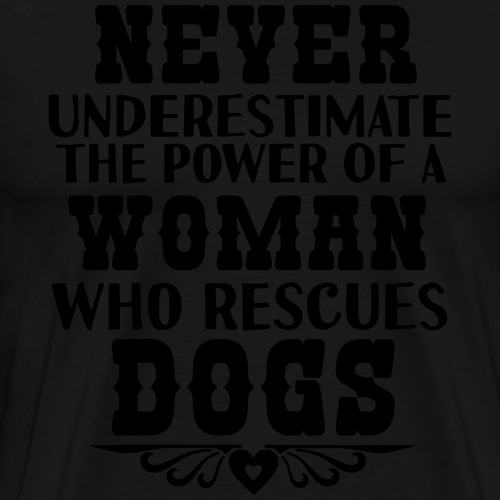 Rescue Woman 3 - Men's Premium T-Shirt
