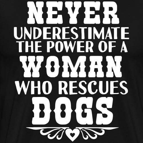 Rescue Woman 2 - Men's Premium T-Shirt
