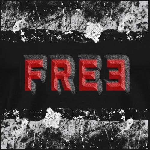 Free - Männer Premium T-Shirt