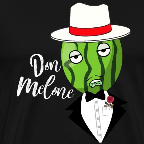 DON MELONE | GESCHENKIDEE - Männer Premium T-Shirt