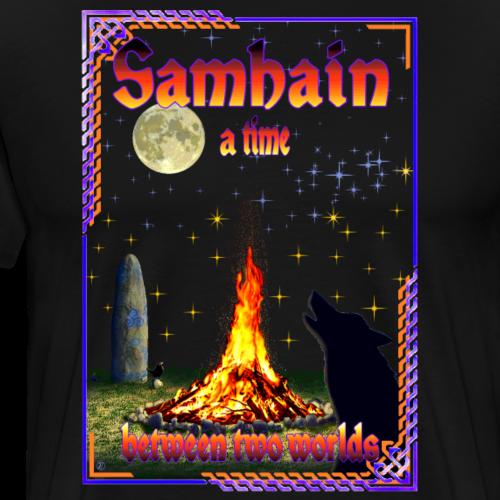 Samhain (Halloween) - Maglietta Premium da uomo