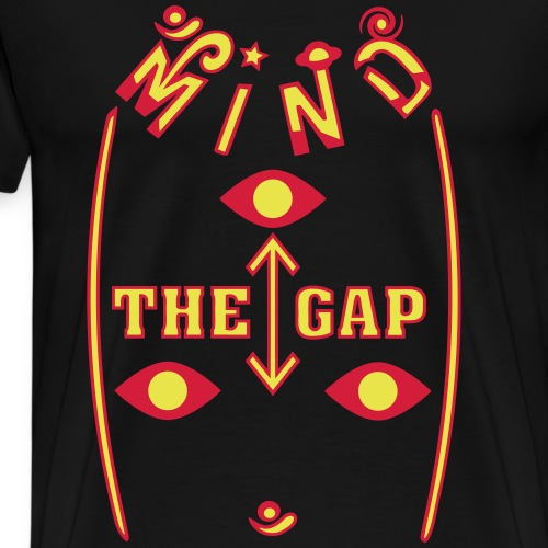 Mind The Gap - Men's Premium T-Shirt