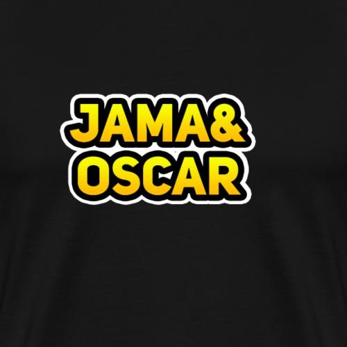 Cool JAMAandOSCAR - Men's Premium T-Shirt