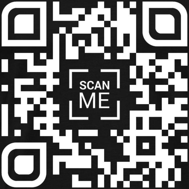 QR code (white)