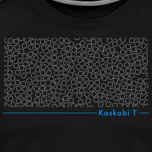 Phantom Collage // Kaskobi - Men's Premium T-Shirt