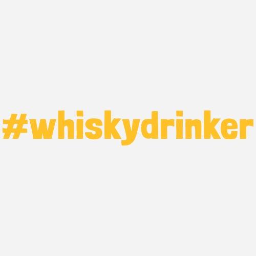 #whiskydrinker   Whisky Drinker - Männer Premium T-Shirt