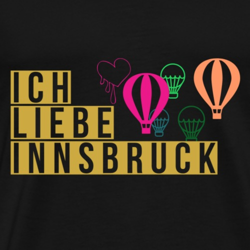Innsbruck Baloon - Maglietta Premium da uomo