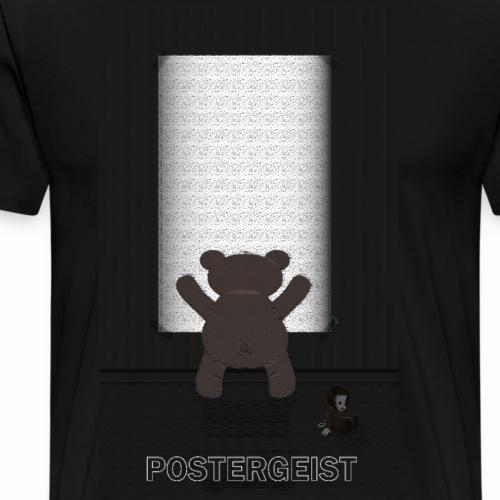 pOSTERGEIST - Camiseta premium hombre
