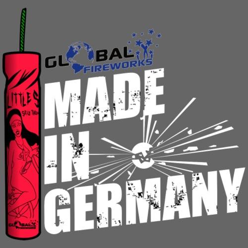 Global Fireworks Knaller - Männer Premium T-Shirt
