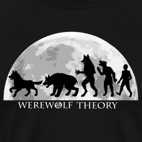 Werewolf Theory: The Change - Men's Premium T-Shirt