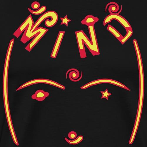 Universelles Bewusstsein - Männer Premium T-Shirt