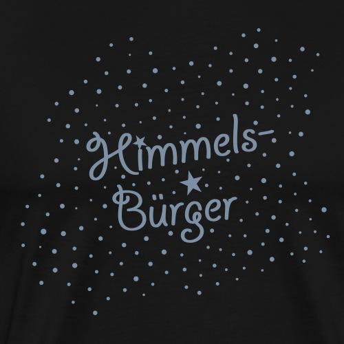 Himmelsbürger - Männer Premium T-Shirt