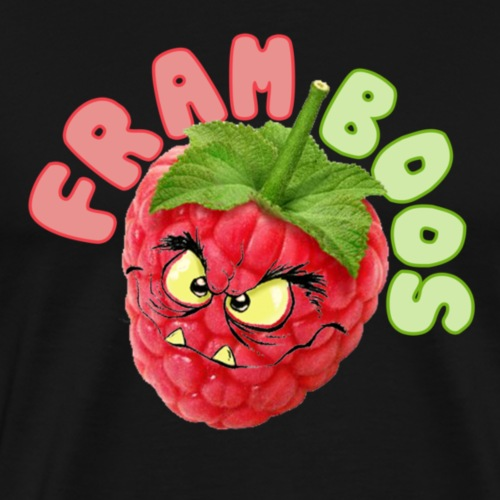 framboos - Mannen Premium T-shirt