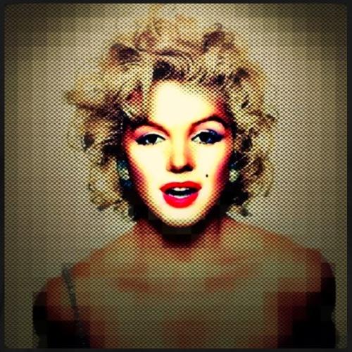 Marilyn - Maglietta Premium da uomo