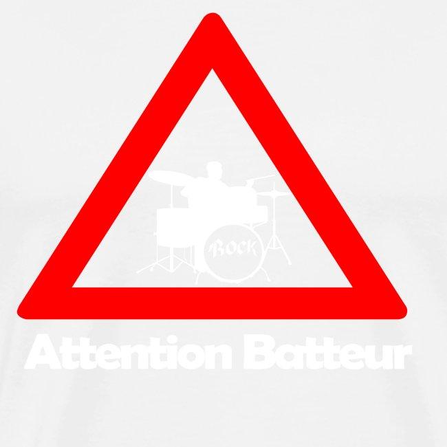 Attention batteur