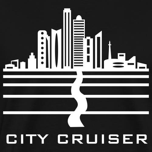 City Cruiser - Männer Premium T-Shirt
