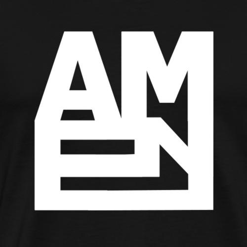 Amen 3B - Maglietta Premium da uomo