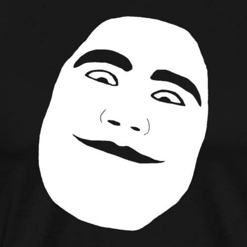Scary Face - Maglietta Premium da uomo