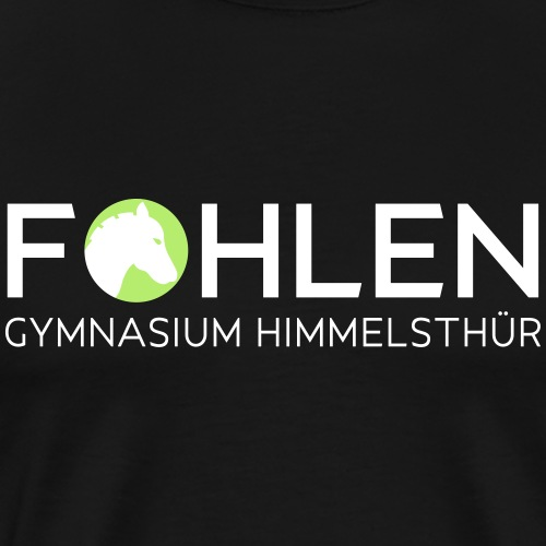 Fohlen - Männer Premium T-Shirt