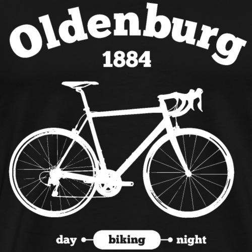 Fahrrad Oldenburg - Männer Premium T-Shirt