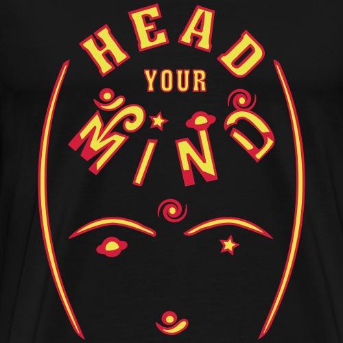 Tag dit sind - Herre premium T-shirt