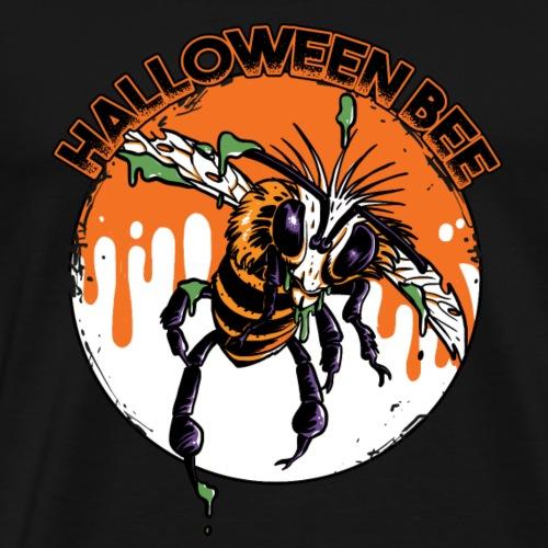 Halloween Bee - T-shirt Premium Homme