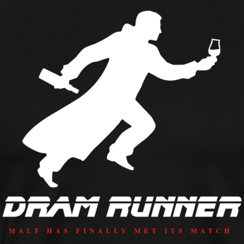 """Malt meets Movie""-Series Part 4: DRAM RUNNER - Männer Premium T-Shirt"