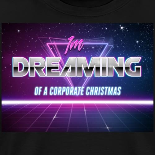 Corporate Christmas - Men's Premium T-Shirt