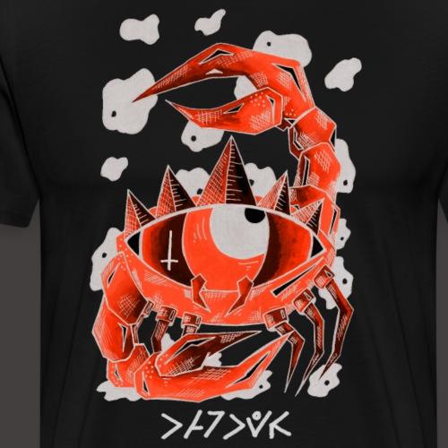 cancer Négutif - T-shirt Premium Homme