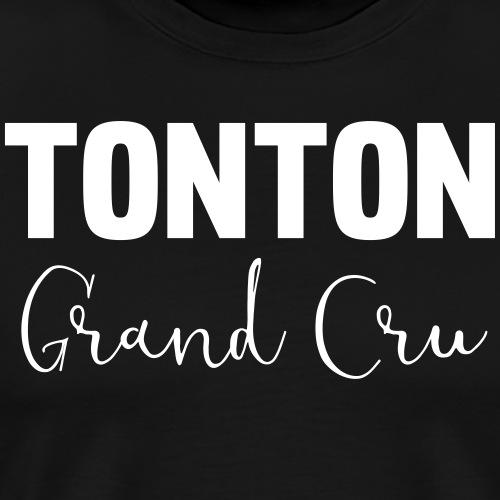Tonton grand cru - T-shirt Premium Homme