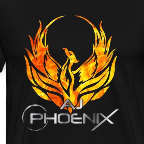 Fire Bird Phoenix 2018 - Men's Premium T-Shirt