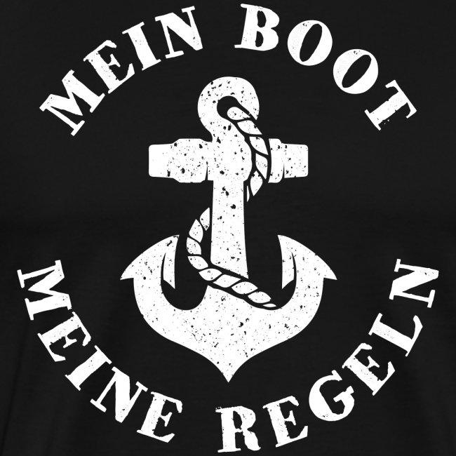 Segler Skipper Shirt lustig funny witzig Geschenk