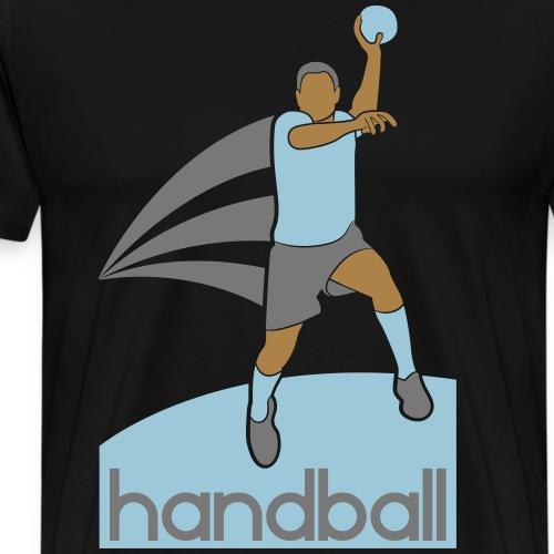 Handballer - T-shirt Premium Homme
