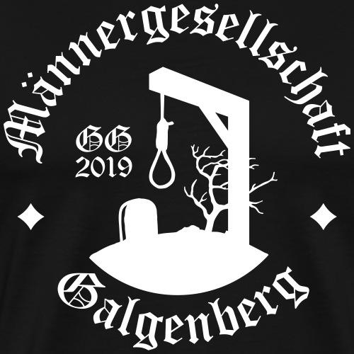 Galgenberg Logo - Männer Premium T-Shirt