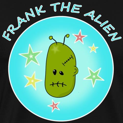 frank der alien - Frankenstein sifi - Männer Premium T-Shirt