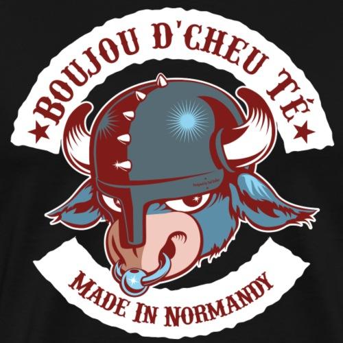Boujou d'cheu Té - T-shirt Premium Homme