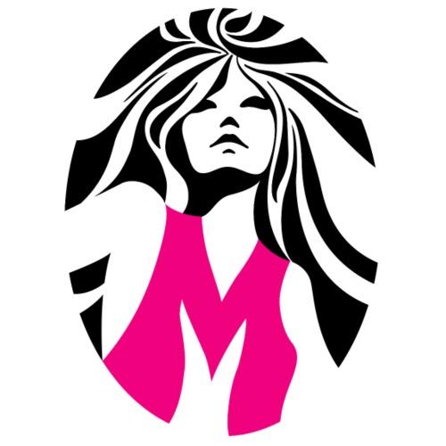 Mélody logo - T-shirt Premium Homme